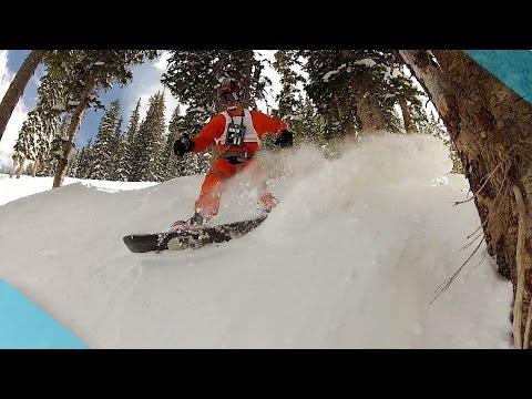 Star Wars : Snowboarders vs Skiers