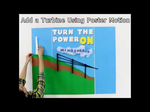 Renewable Energy | Science Fair Poster Idea