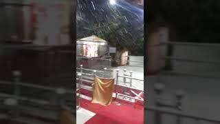 12 Feb 2018 Snowfall Maa Vaishnodevi Bhawan