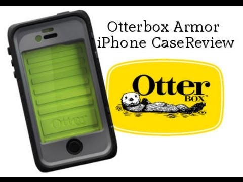 I Tortured My Otterbox Armor For The iPhone 4/4S (review)