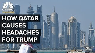 Download Why Qatar Is Causing Headaches For Trump Video