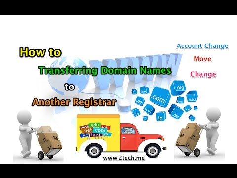 How to Move a Domain to Another GoDaddy Account