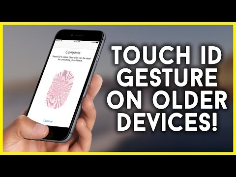 How to Get Touch ID on Any iPhone 5, 5C 4S And iPads! Cydia Tweak!