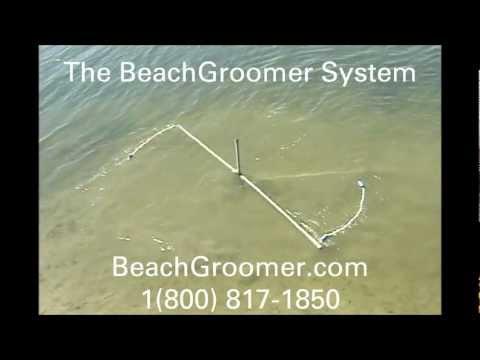 BeachGroomer Lake Weed Control System
