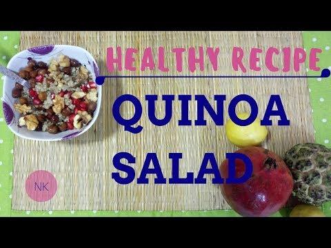 How to Make Quinoa Salad | Delicious and Nutritious Quinoa Salad | Nainja Kapoor