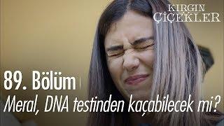 Meral DNA testinden kaabilecek mi  Krgn iekler 89 Blm
