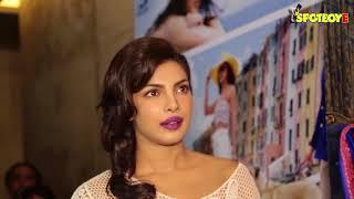 Priyanka Chopra Confesses: Distance Didn't Help Heartache, I Come Back To Mumbai Every Three Minutes
