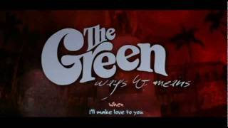 The Green - Come In (Official Lyric Video)