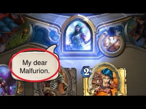 all of the 12 Awesome Hearthstone Card and Hero Interactions