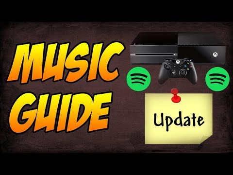 How To Download and Install Spotify On Xbox One Tutorial (SPOTIFY IS NOW ON XBOX ONE!)