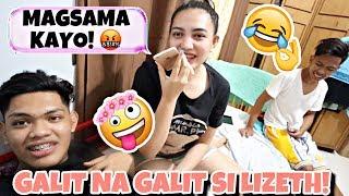 Download PRANK CALL KAY LIZETH AT CARLO! (HI BABE! HAHAHA) Video