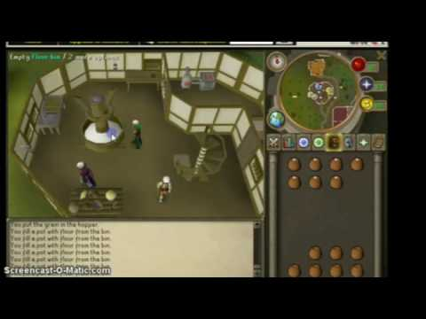 Runescape Tutorial - How to make gold easily (with voiceovers)