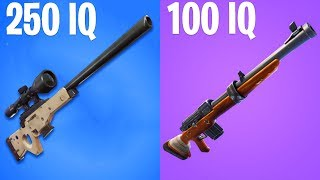 5 GUNS IN FORTNITE THAT SHOULD NEVER HAVE BEEN ADDED (i miss double pump)