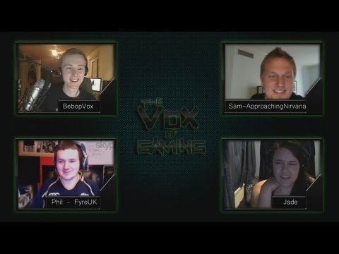 Vox of Gaming Video Podcast #3 & Contest!