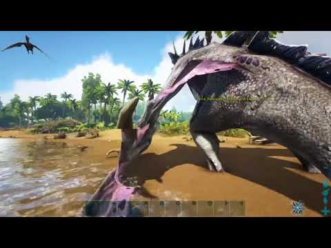 ARK How to spawn all 3 Wyverns
