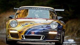 Porsche in Rally - Pure Sound [HD] 30 Min !
