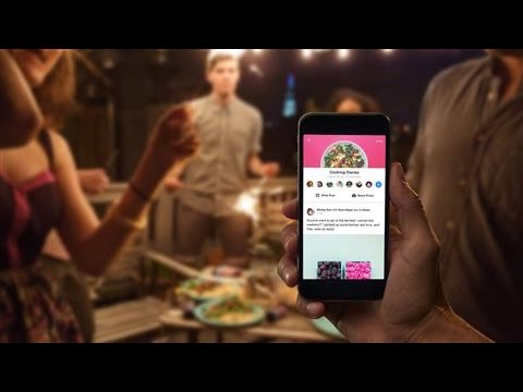 Facebook Developing Camera-First App