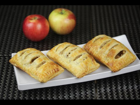 Walnut and Apple turnovers - Episode 63 -  Amina is Cooking