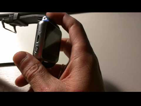 Bluetooth Smartwatch(Silver) Battery life update
