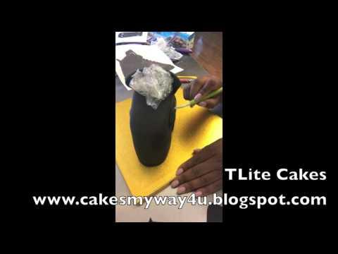 TLite Cakes - Jordan Shoe Cake