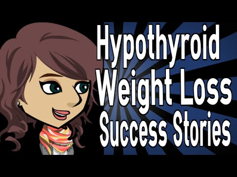 Hypothyroid Weight Loss Success Stories