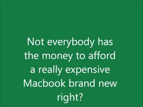 How to Buy a Cheap Macbook Pro