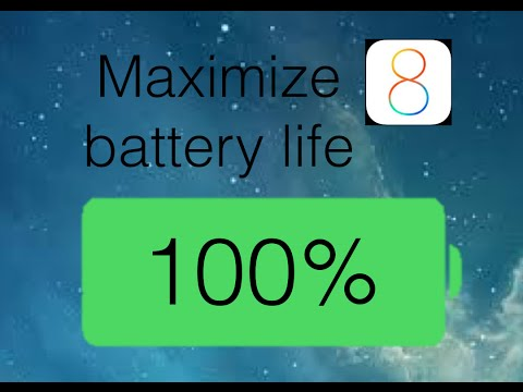 Best tips to save battery life on ios 8 for iphone 4s,5,5c,ipad 2,3,4,mini,ipod touch 5 BEST!