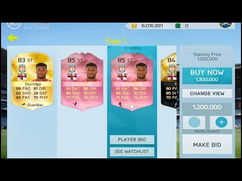 MAKE 5 MILLION AN HOUR - FIFA 15 NS IOS/ANDROID TRADING METHOD