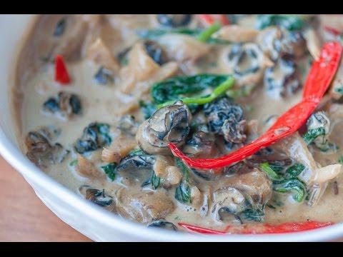 Ginataang Kuhol (Apple Snails in Coconut Milk)