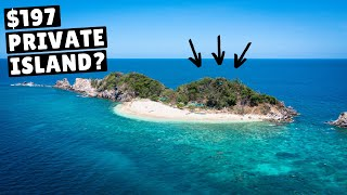 WE RENTED AN ENTIRE ISLAND IN THE PHILIPPINES (hidden gem?)