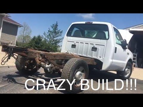 6.0 POWERSTROKE *RACE TRUCK BUILD* DETAILS EP.1