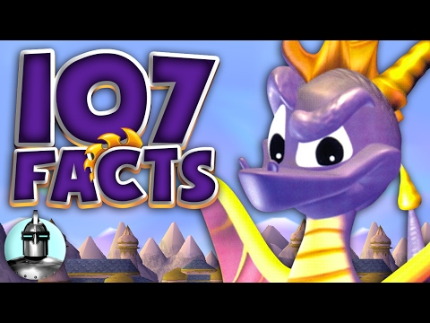 107 Spyro The Dragon Facts YOU Should Know | The Leaderboard