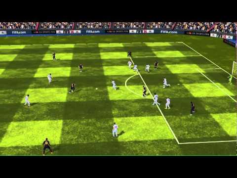 FIFA 14 iPhone/iPad - FC Chemistry vs. Fiorentina