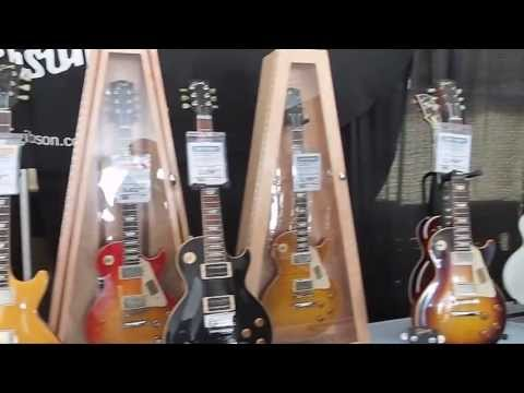 Acoustic Remedy and Gibson Guitars at Sweetwater Gearfest 2013