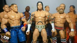 ELITE 1 CM PUNK! CUSTOM ELITE JOHN CENA, WWE Figure Part Swaps, + MORE! (MAIL CALL 66)
