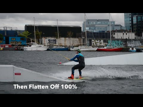 How to do  your first Rail on a Wakeboard