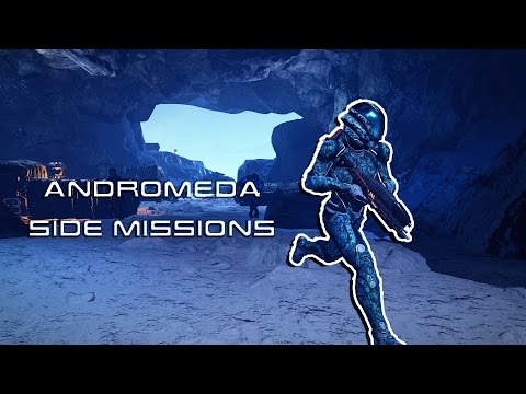 Mass Effect Andromeda - EP 4.1 - Short and Simple No Commentary