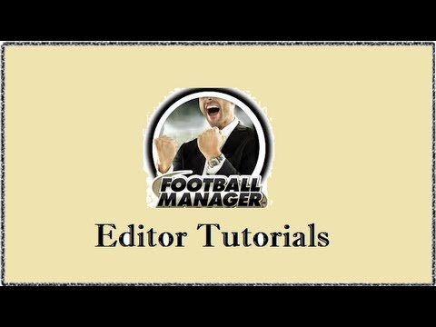 FM Editor Tutorial: How to Create a Player