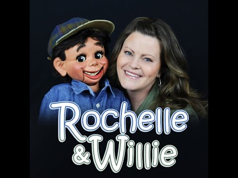 Rochelle & Willie- 10 Steps to Becoming a Ventriloquist/How To Do Ventriloquism