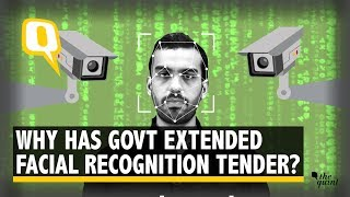 Home Ministry Won't Say What is Happening to Nationwide Facial Recognition Tender | the Quint