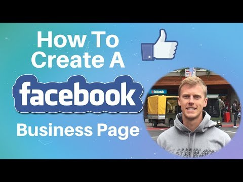 How To Create A Facebook Business Page For Beginners And Get YOUR FIRST 100 LIKES