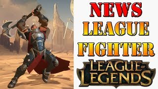 League of Legends fighting game is REAL! A First Look & Thoughts