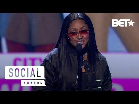 Xxx Mp4 City Girls Win The Issa Wave Award Social Awards 2019 3gp Sex