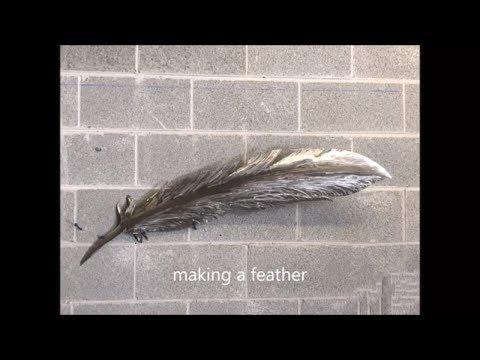 Sheet Metal Feather Tutorial