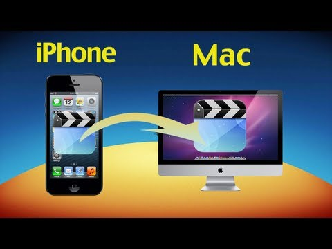 How to transfer movies from iPhone to Mac? How to transfer iPhone movies to Macbook?
