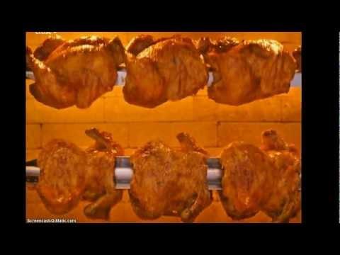 Romantisserie Chicken