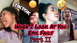 When I Look At You TikTok Challenge Epic Fails