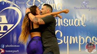 Daniel y Desiree [I Hate u I Love u] @ Roma Sensual Symposium 2016