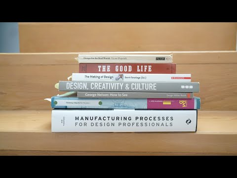 Industrial Design Books |  Recommendations for new designers