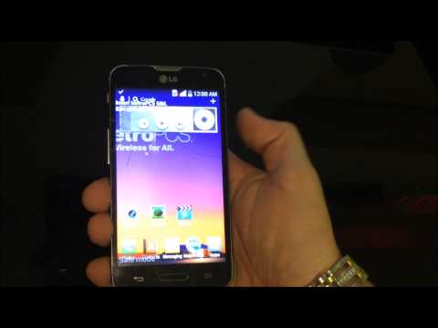 How to get LG Optimus L70 MS323 IN & OUT of safe mode